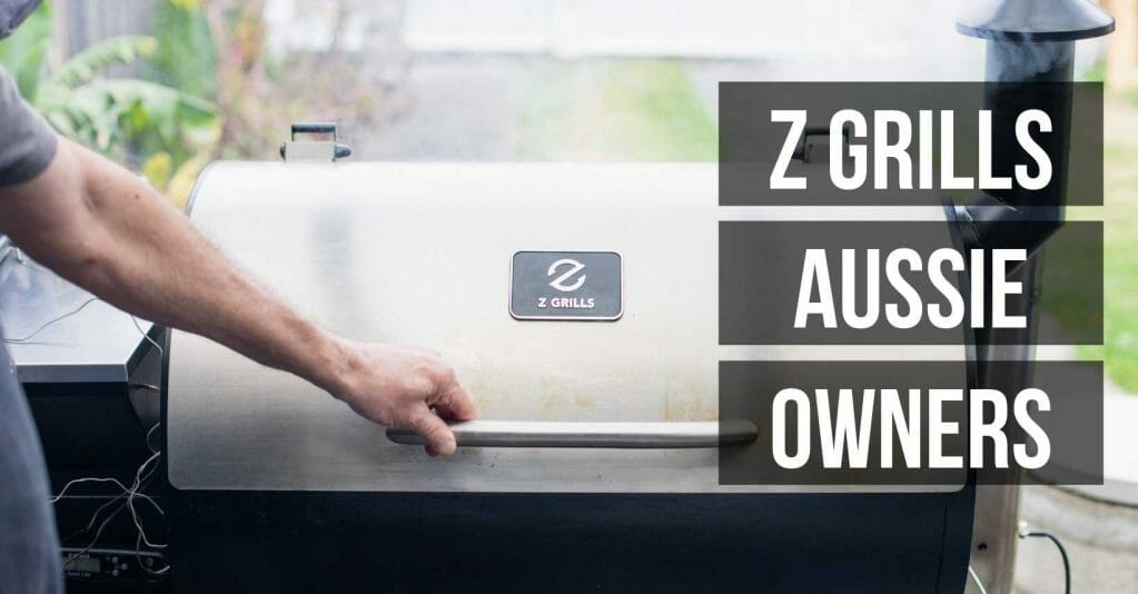 Z Grills Australia Facebook Group Cover Photo